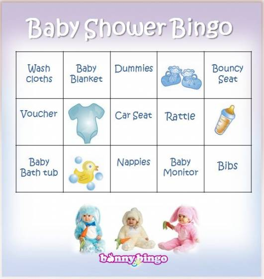 Where Can I Find Printable Blank Baby Bingo Cards?